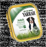 Vegetariški gabalėliai su erškėtuogėmis šunims